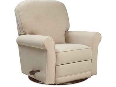 Addison Reclina-Glider Swivel Recliner with Arc Handle