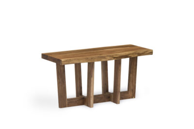 Live Edge BERKSHIRE 36″ BENCH IN NATURAL