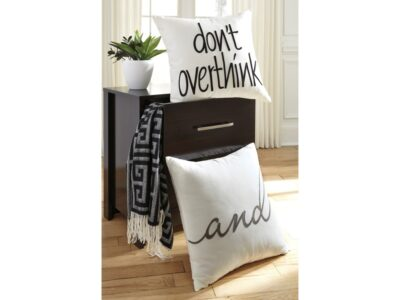 Pillows And White Pillow by Ashley Signature Design