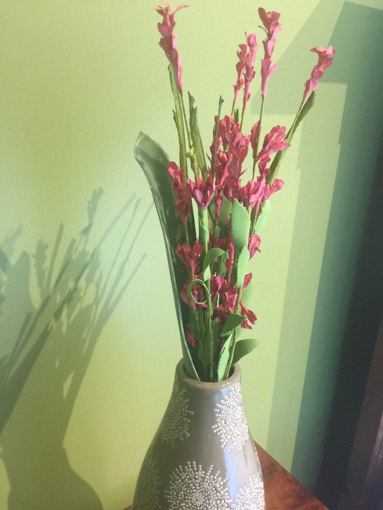 Essentials Taupe Small Vase