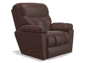Morrison Reclina-Rocker Harmony Leather NV Espresso