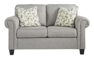 Alandari Loveseat in Gray