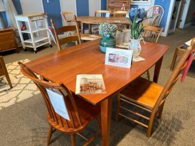Penn's Creek Cherry Boat Table
