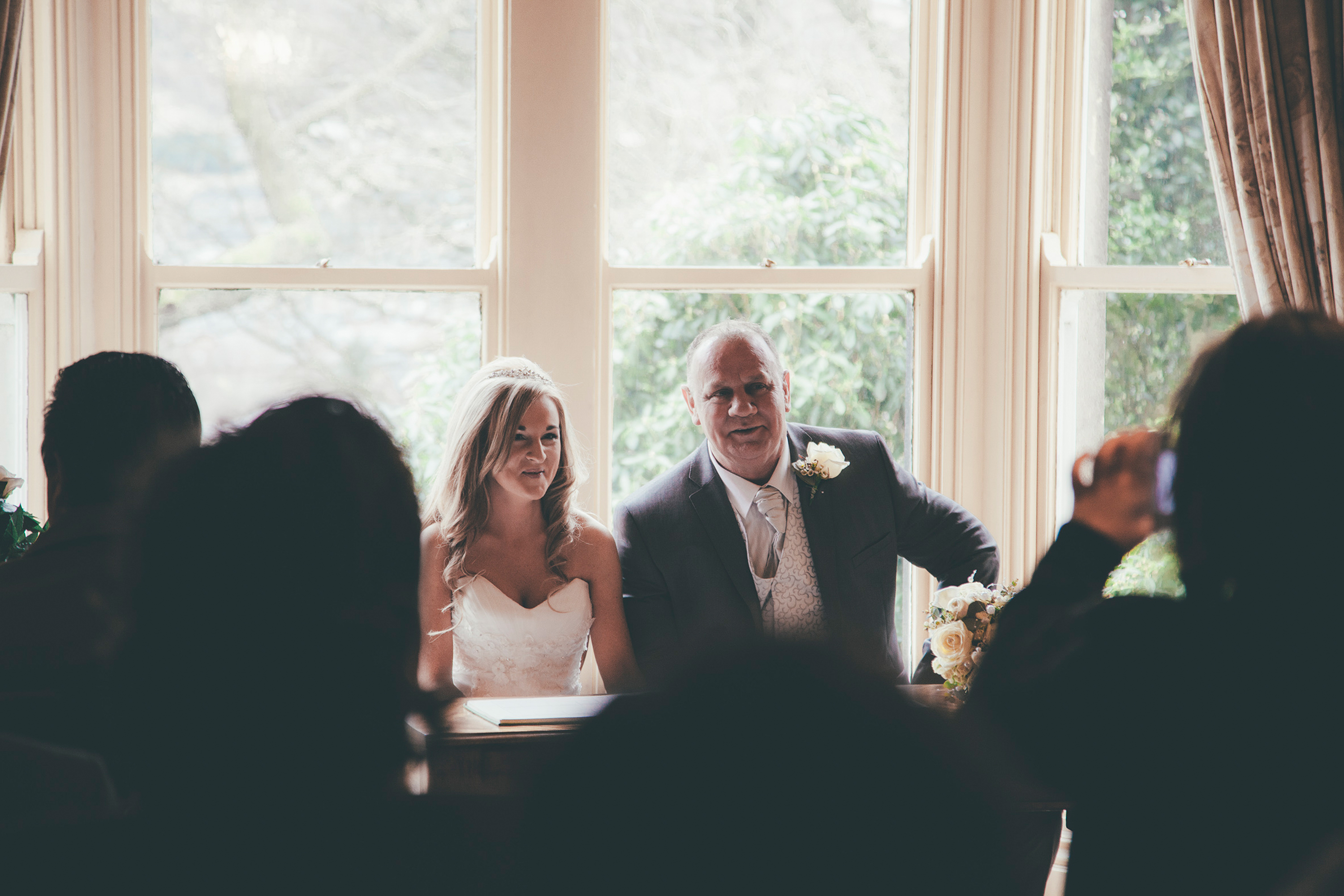 West yorkshire wedding photography crow hill cottage