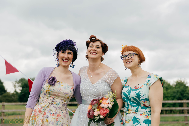 Yorkshire wedding photographers festival wedding oxford