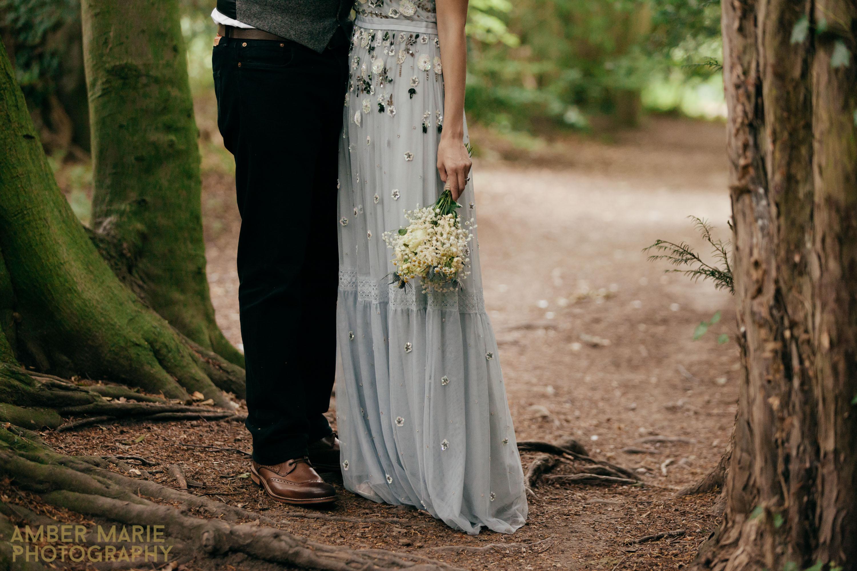 Unique wedding photographers Yorkshire artington house wedding photography