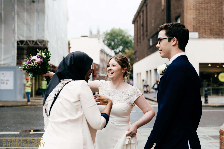 Chelsea kensington registry office wedding photographer Creative London wedding photographers
