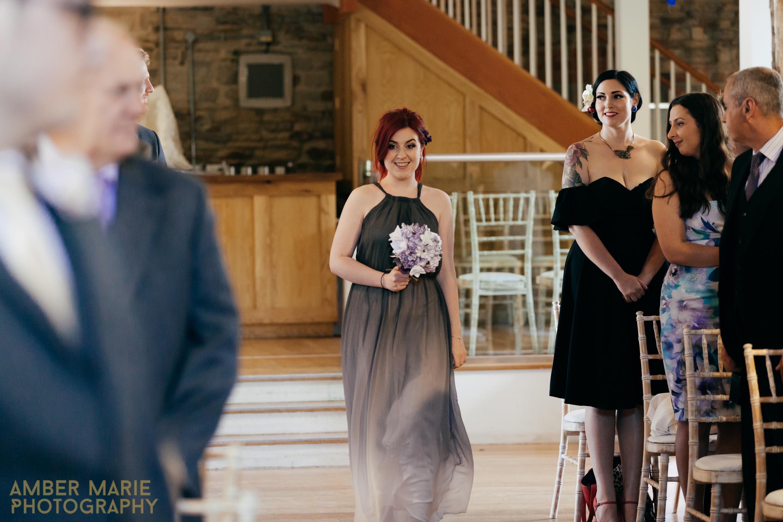Creative Quirky Yorkshire wedding photographers