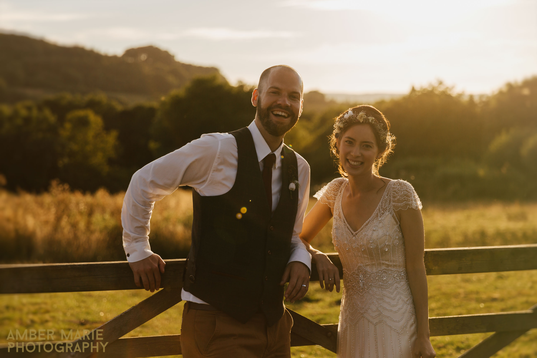 Creative wedding photographers leeds yorkshire river cottage wedding photography
