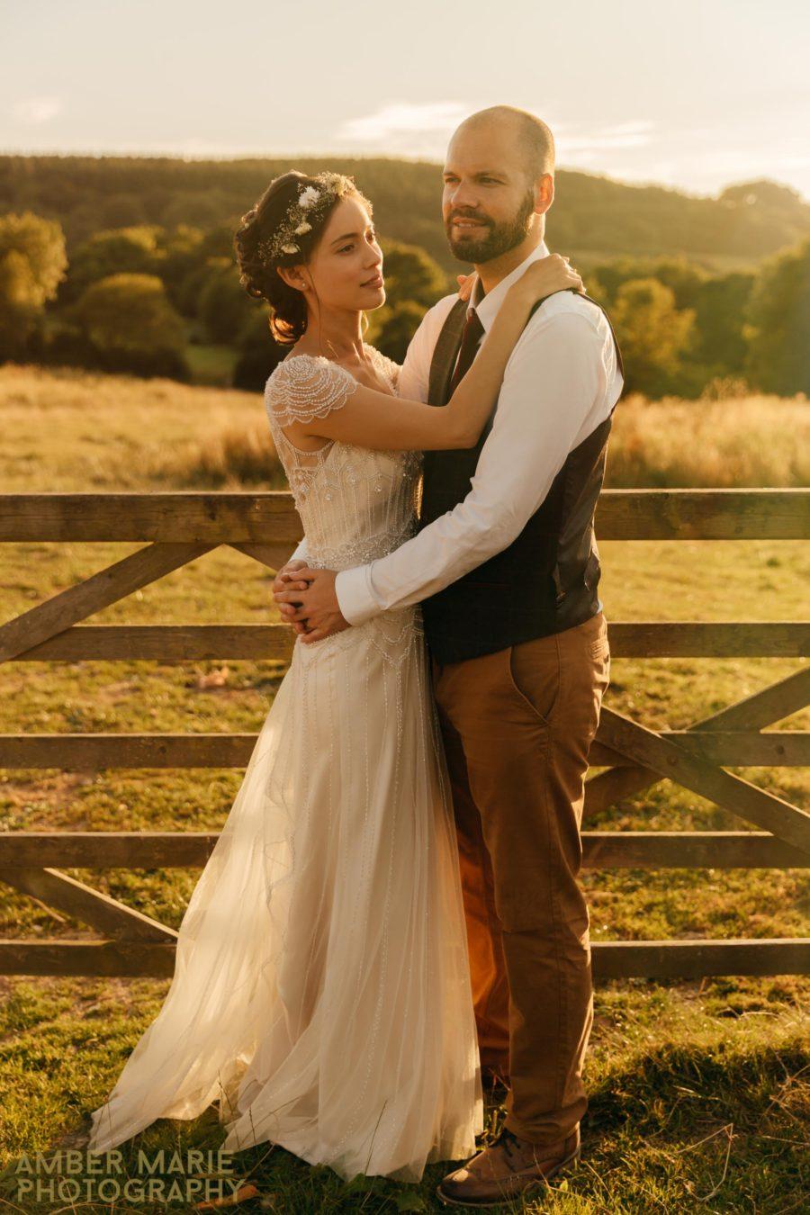 Abi & Richard's River Cottage Wedding Photography