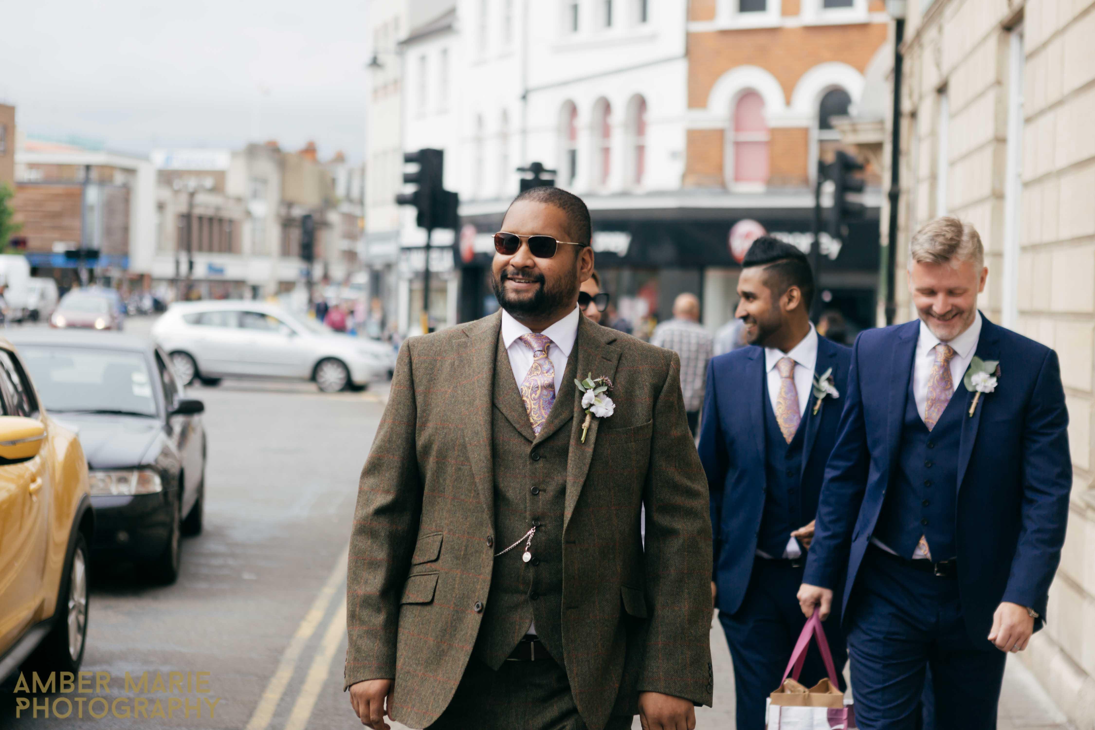 Quirky Creative Wedding Photographers Yorkshire Leeds