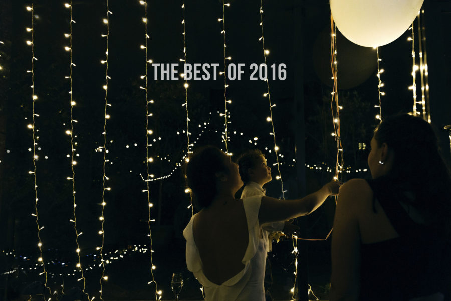 The Best of 2016 – Creative Wedding Photographers a year in review