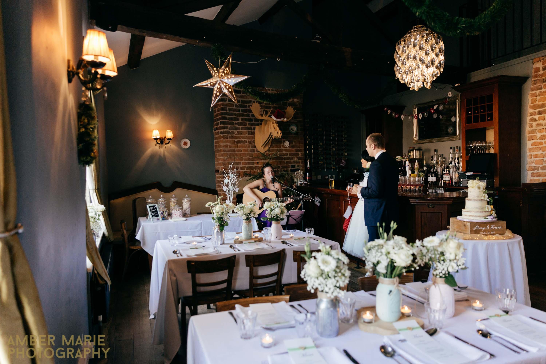Creative Yorkshire wedding photographer cross keys leeds wedding