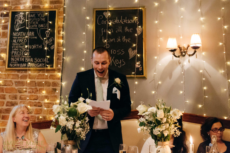 yorkshire pub wedding photographer