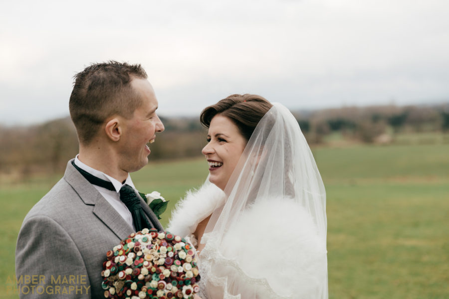Ash & Martin's Stirk House Wedding Photography Preview
