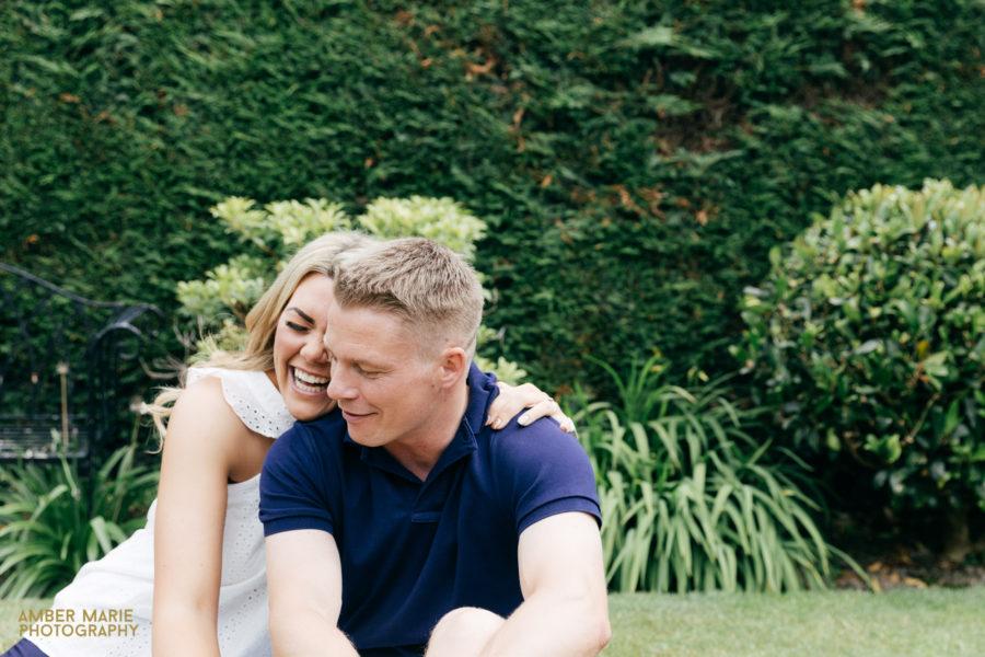 Grace & David –  Engagement Photography