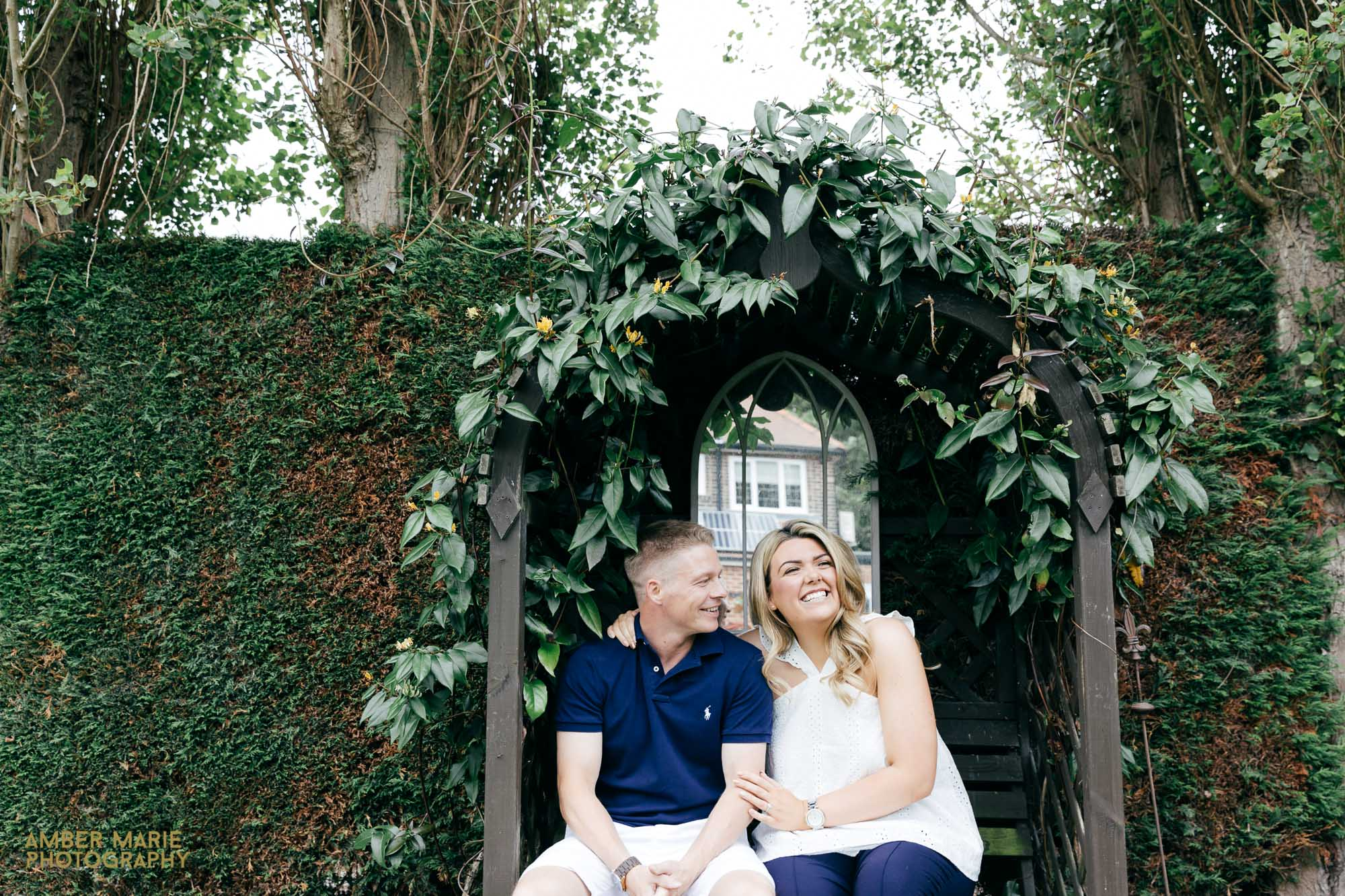 Engagement Photography by Gloucestershire Wedding Photographer Amber Marie Photography