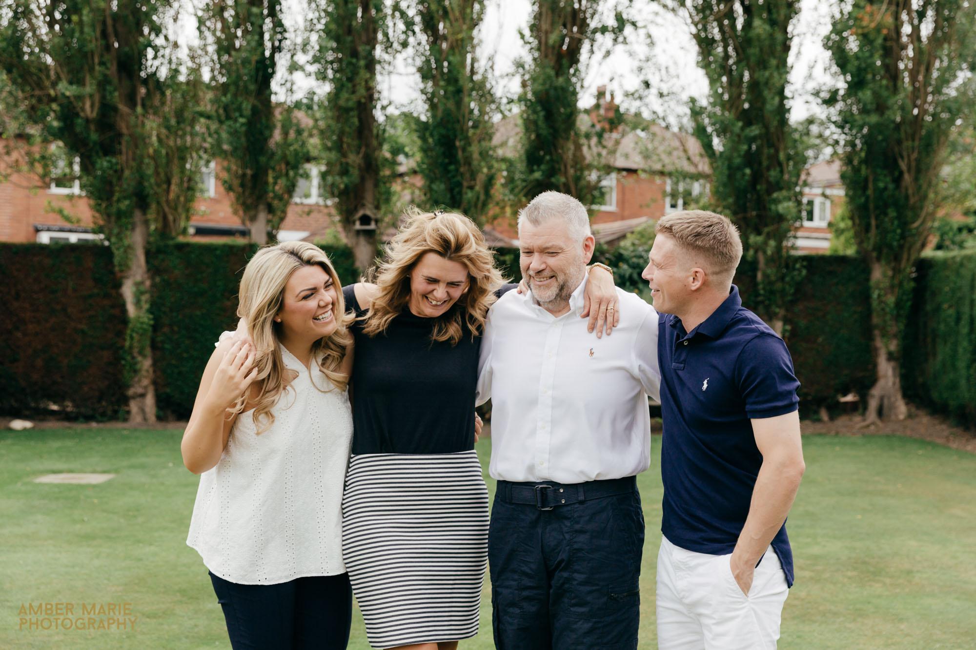 Family portrait photographer gloucestershire