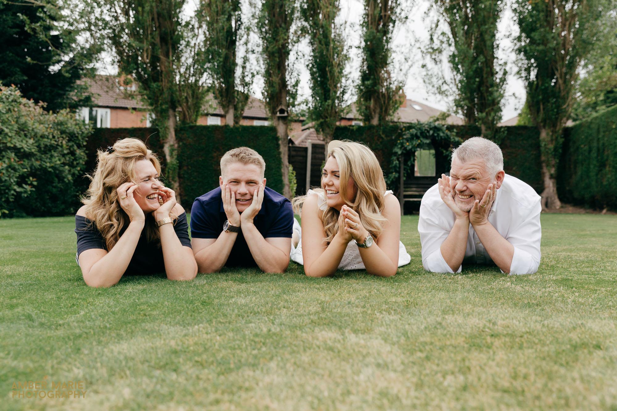 Grace & David's Engagement Photography by Gloucestershire Wedding Photographer
