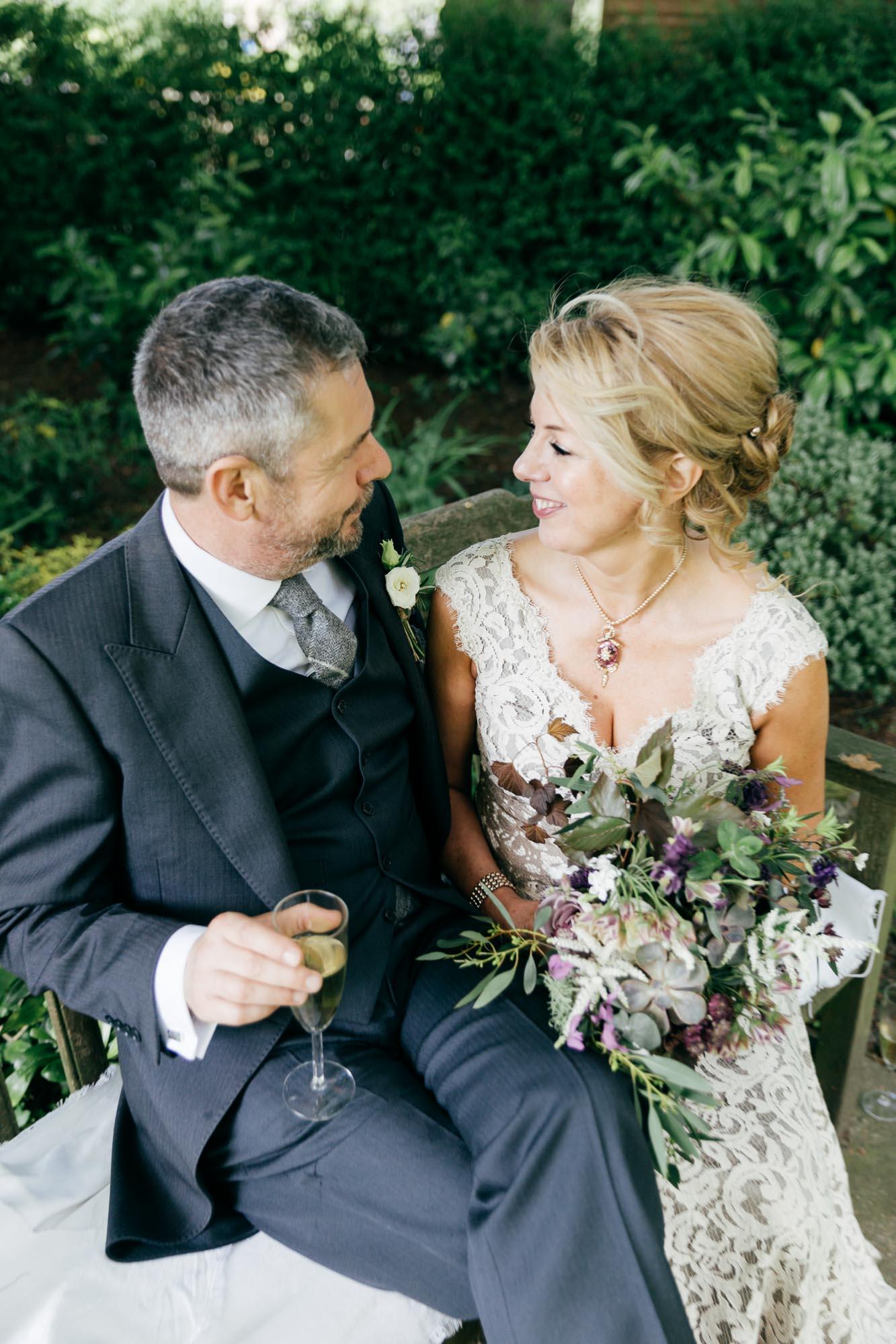 Wedding Portraits by gloucestershire wedding photographer
