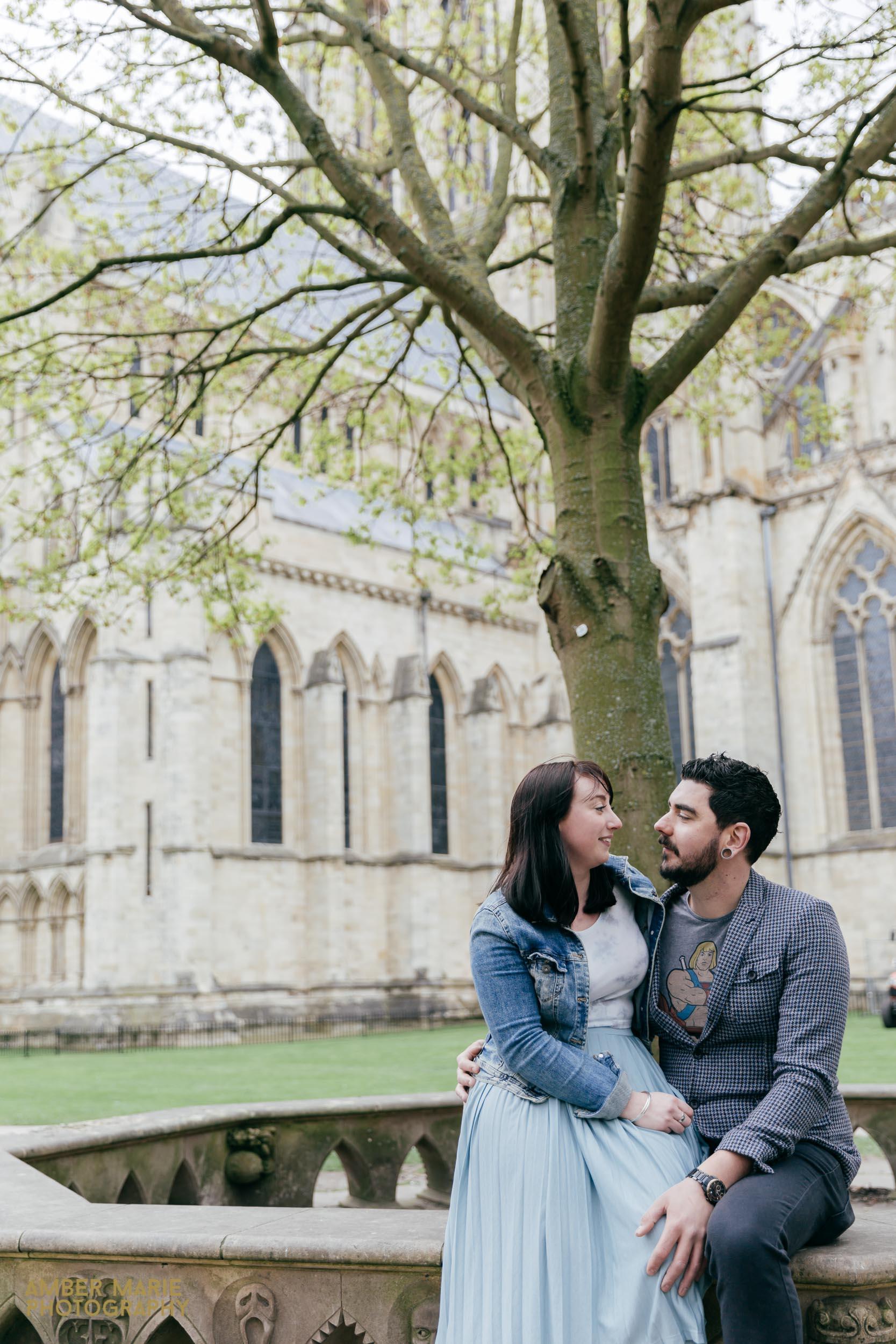 Engagement Shoot - Gloucestershire Wedding Photographer