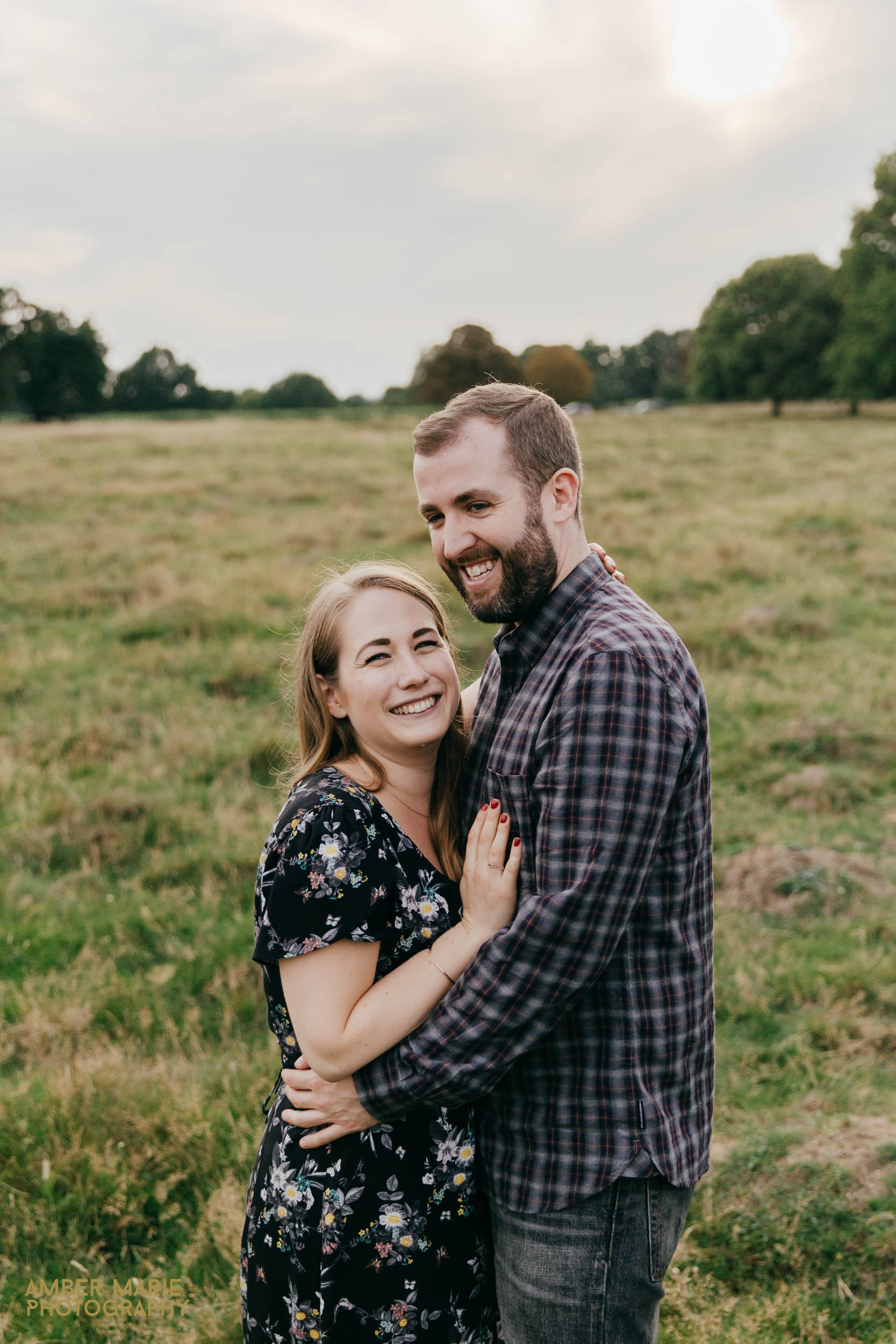 London engagement photography by Gloucestershire Wedding Photographer