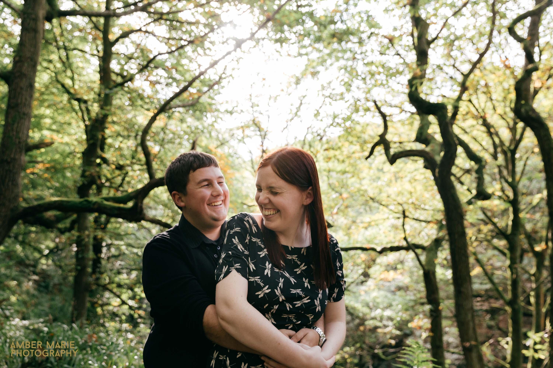 Engagement Photos by Gloucestershire Wedding Photographer