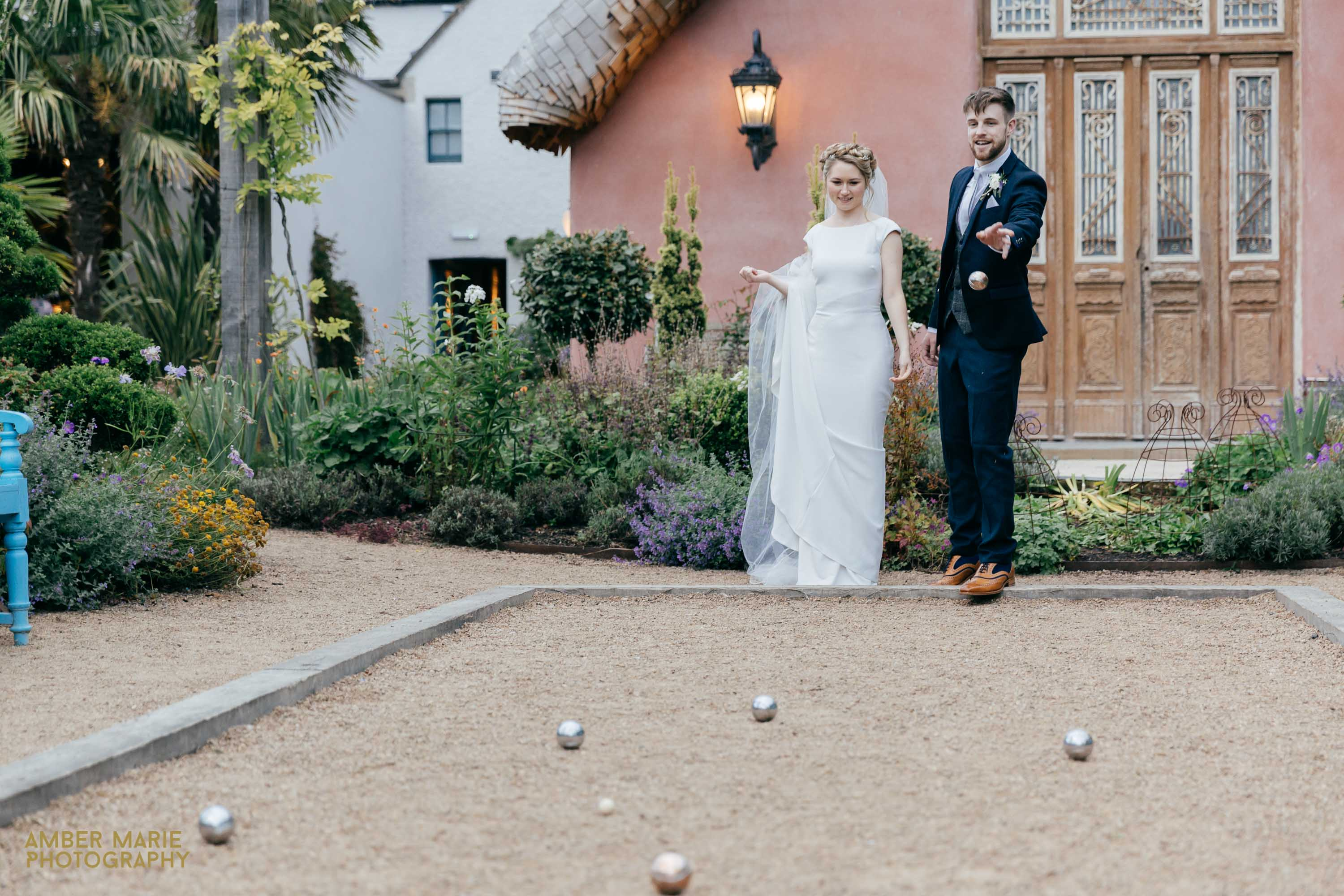 Le Petit Chateau Natural Wedding Photography Gloucestershire