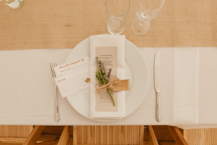 How to Plan a Eco Friendly Wedding