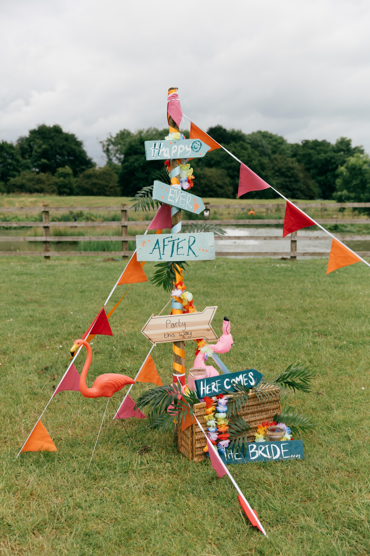 Eco friendly wedding - Creative Wedding Photographer Gloucestershire