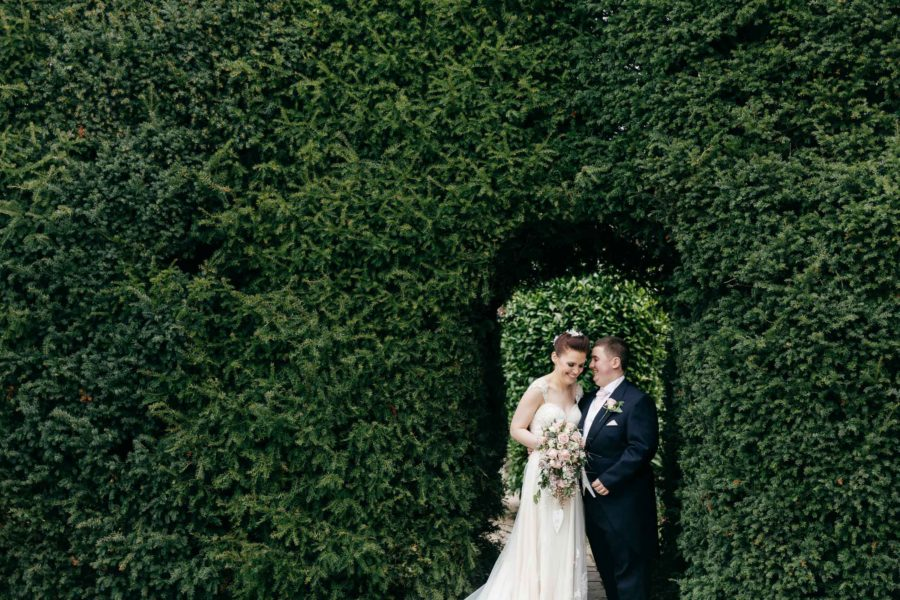 Jennifer & Oliver Hazlewood Castle Wedding