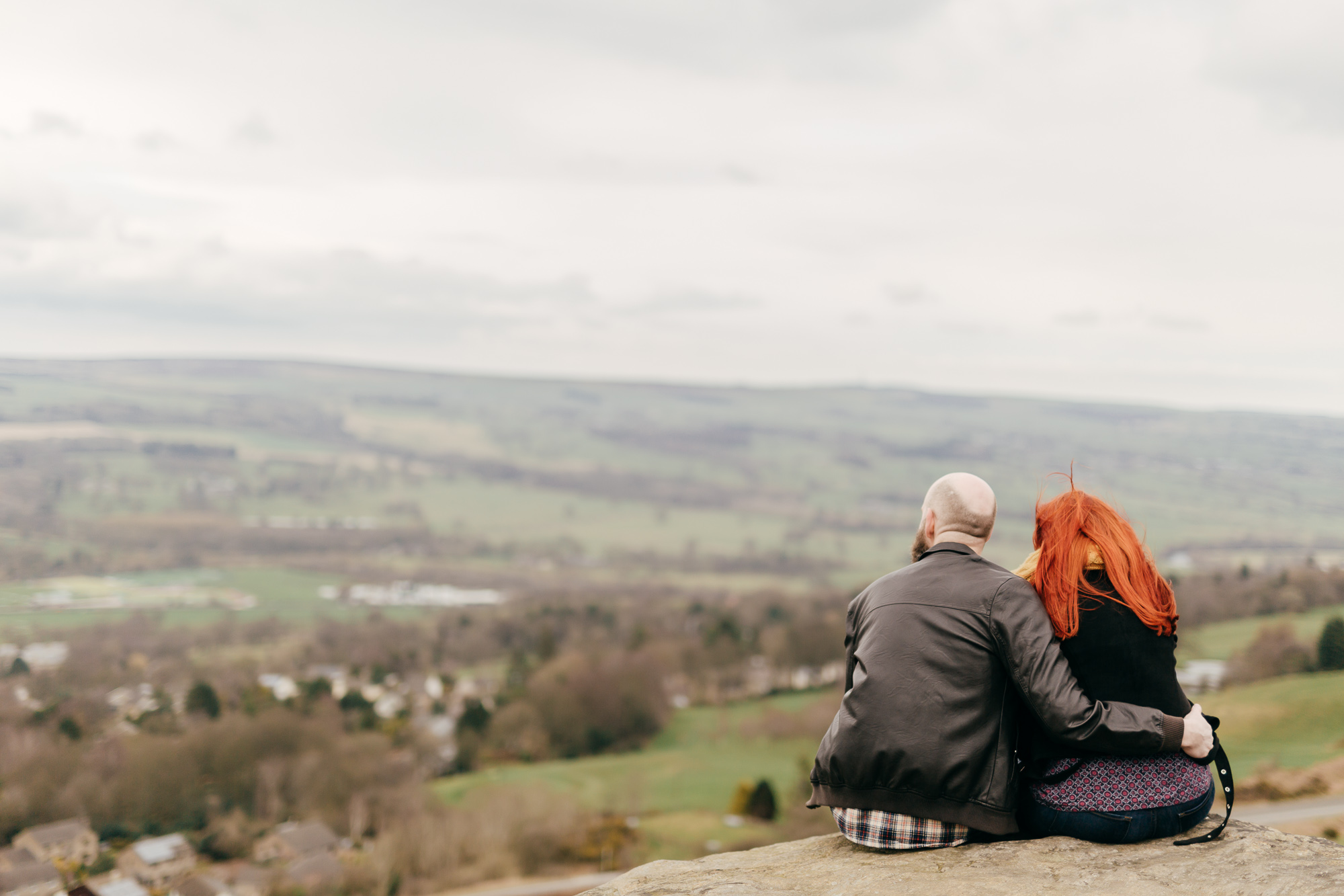 Engagement Photography by Wedding Photographer Gloucestershire