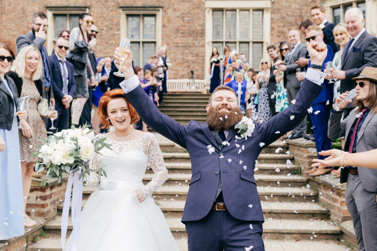 Temple Newsam & New Craven Hall Wedding