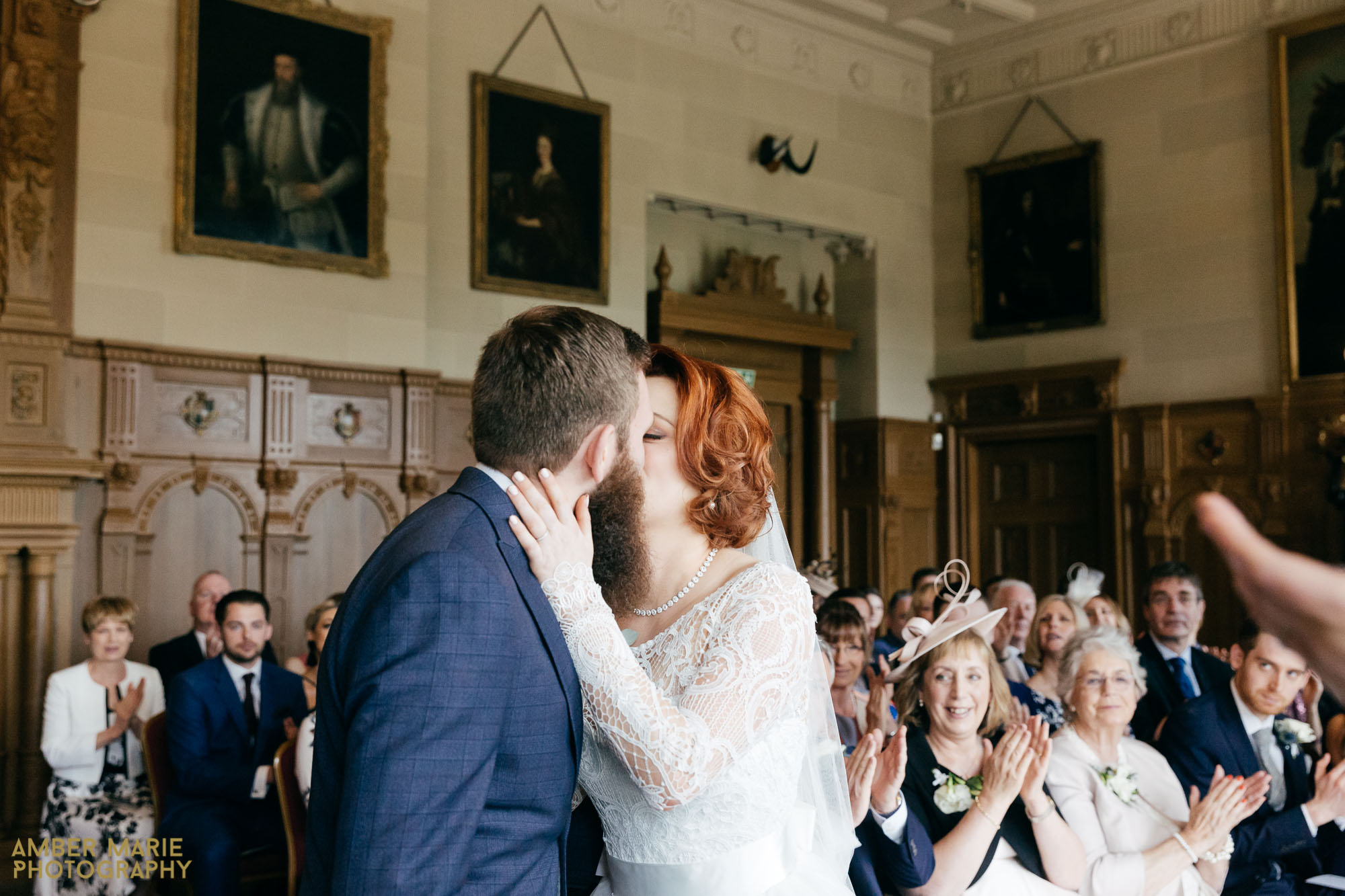 New Craven Hall Wedding by Wedding Photographer Gloucestershire