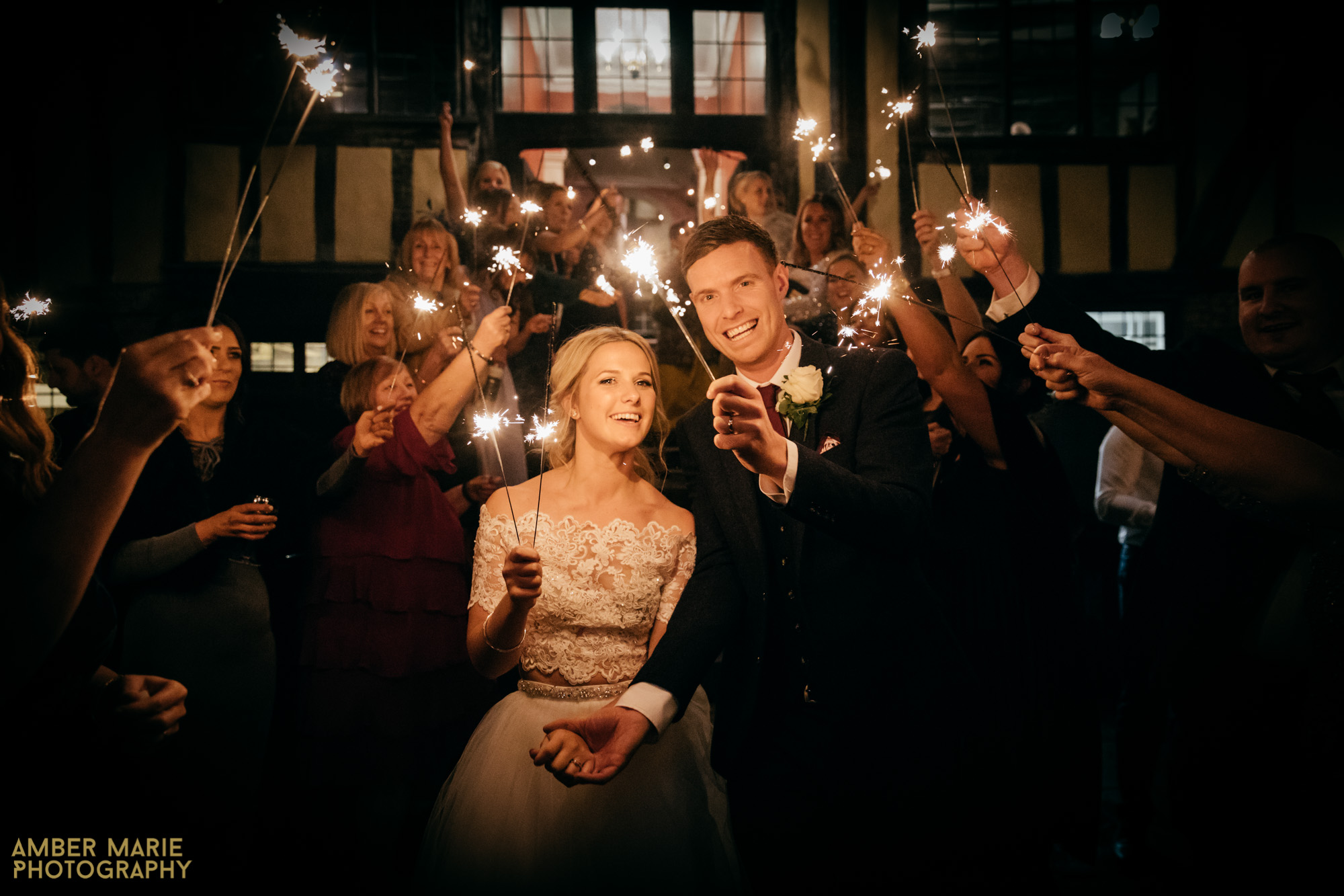 Merchants Hall York Winter wedding