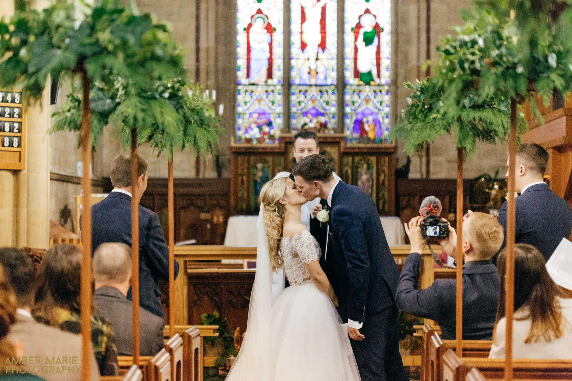 York Winter Wedding Photography