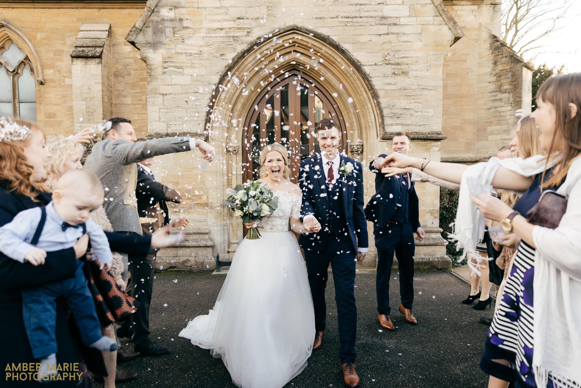 York Winter Wedding