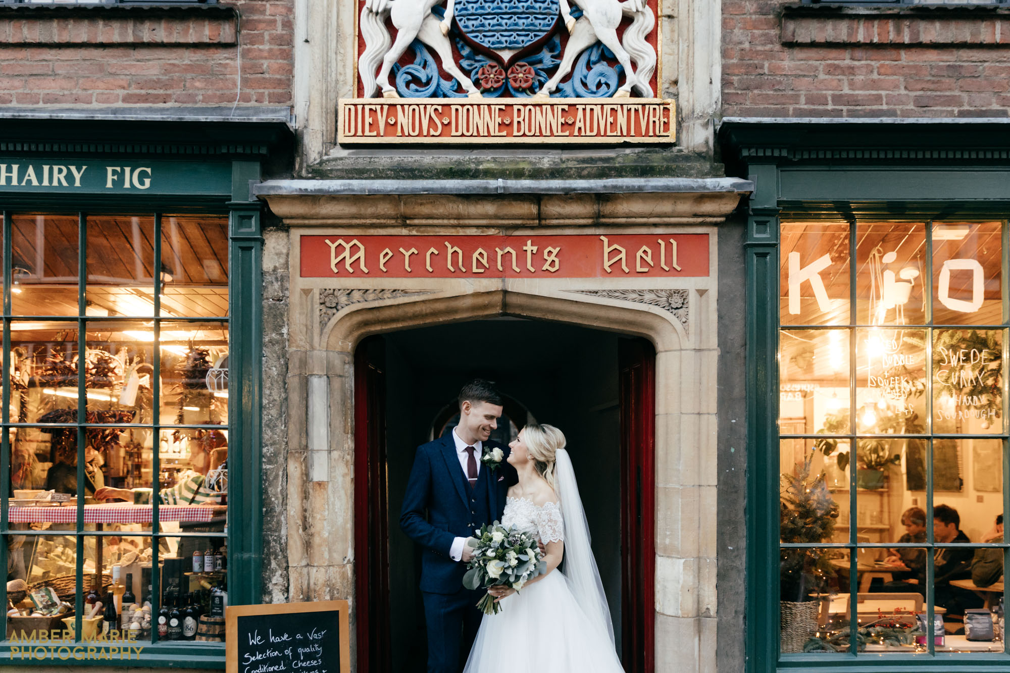 merchants adventurers hall wedding