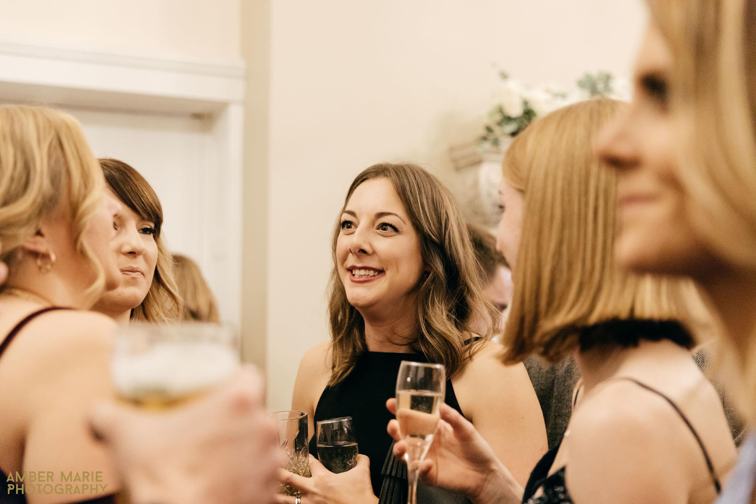 Winter Eastington Park Wedding by Creative Wedding Photographer Gloucestershire