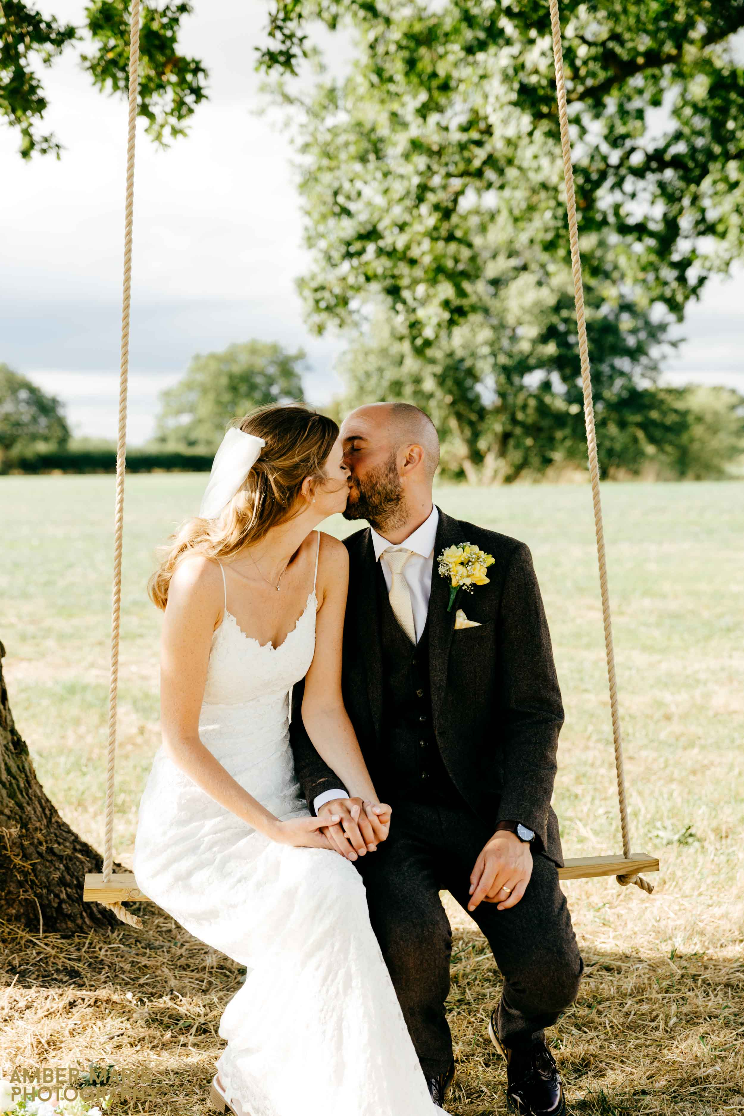 Fun Wedding photographer gloucestershire