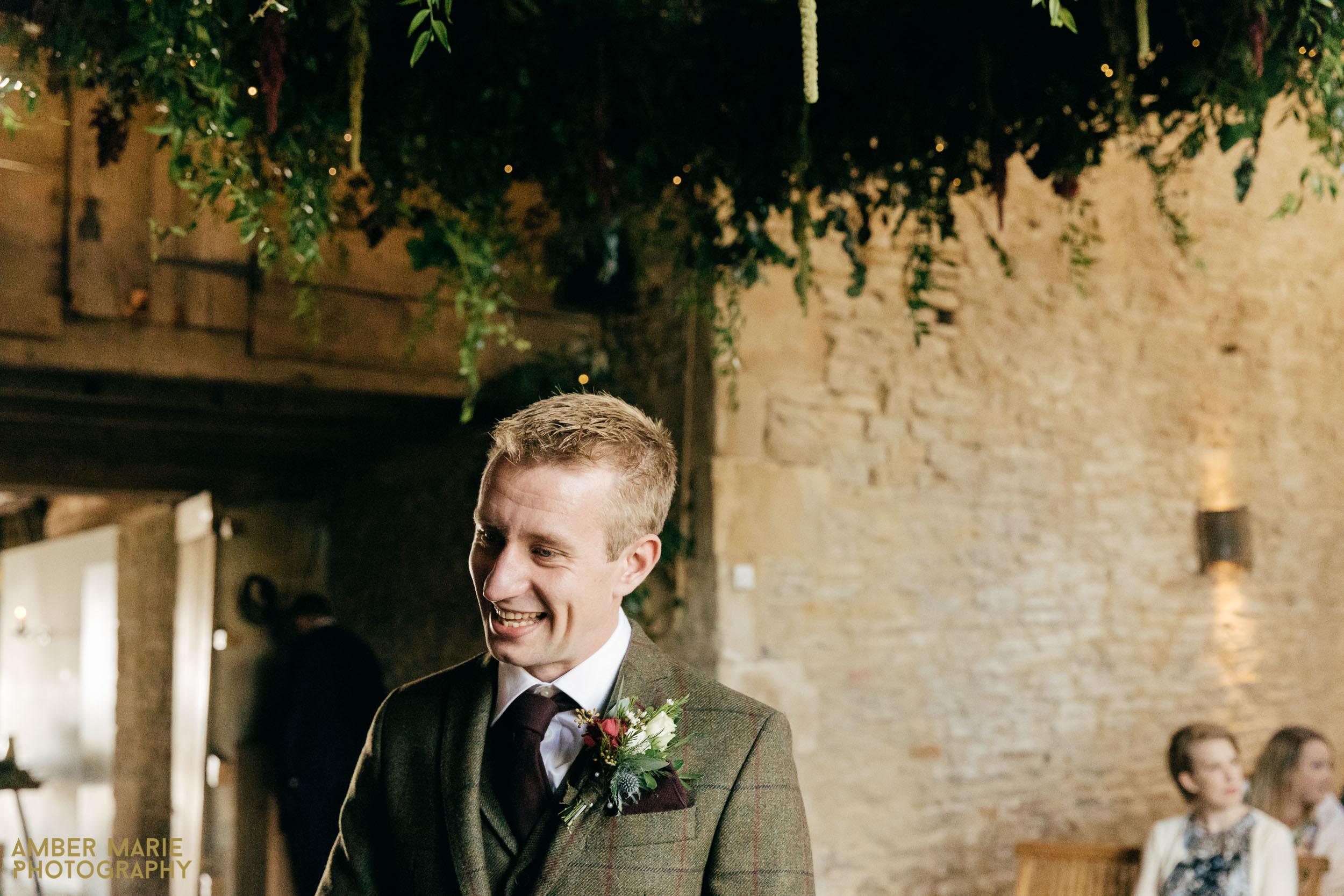Stone Barn Wedding Wedding by Creative wedding photographer cotswolds