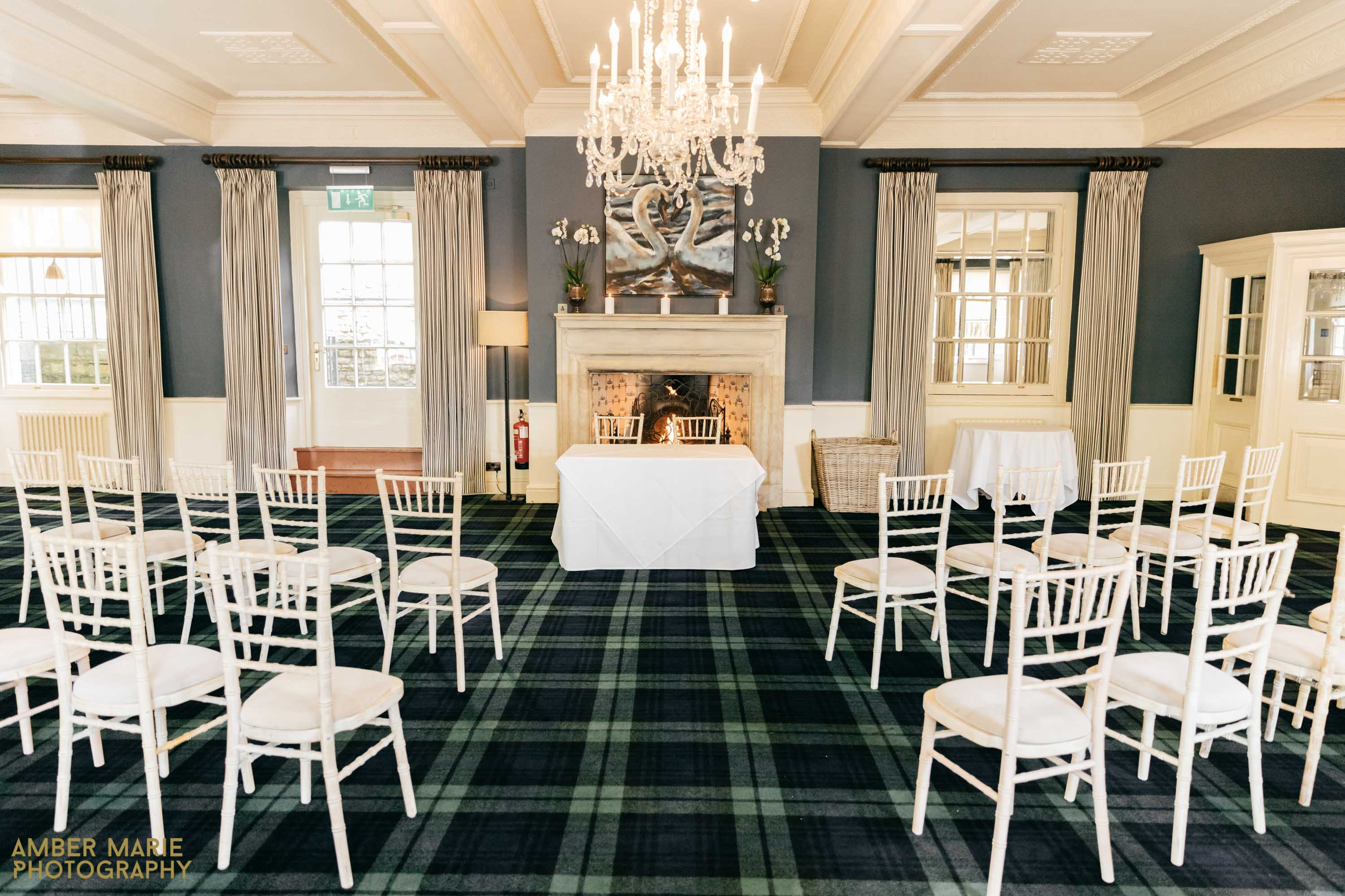 the swan hotel cotswolds wedding