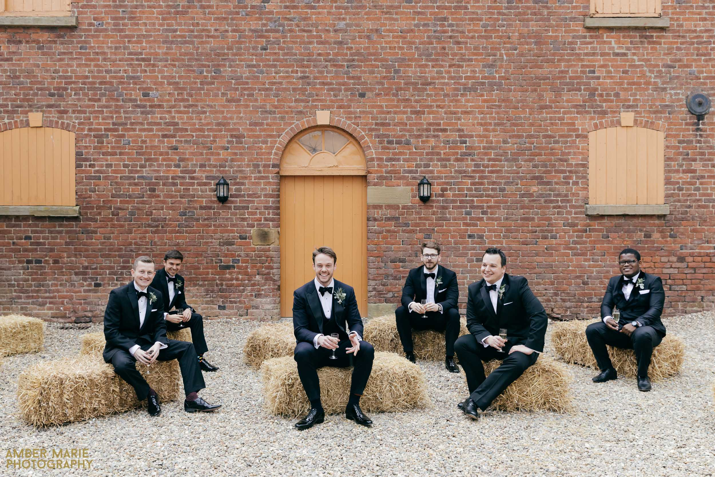 Alternative wedding photographer gloucestershire