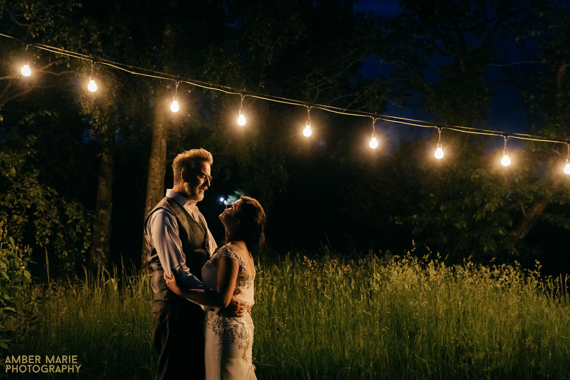 creative wedding portraits