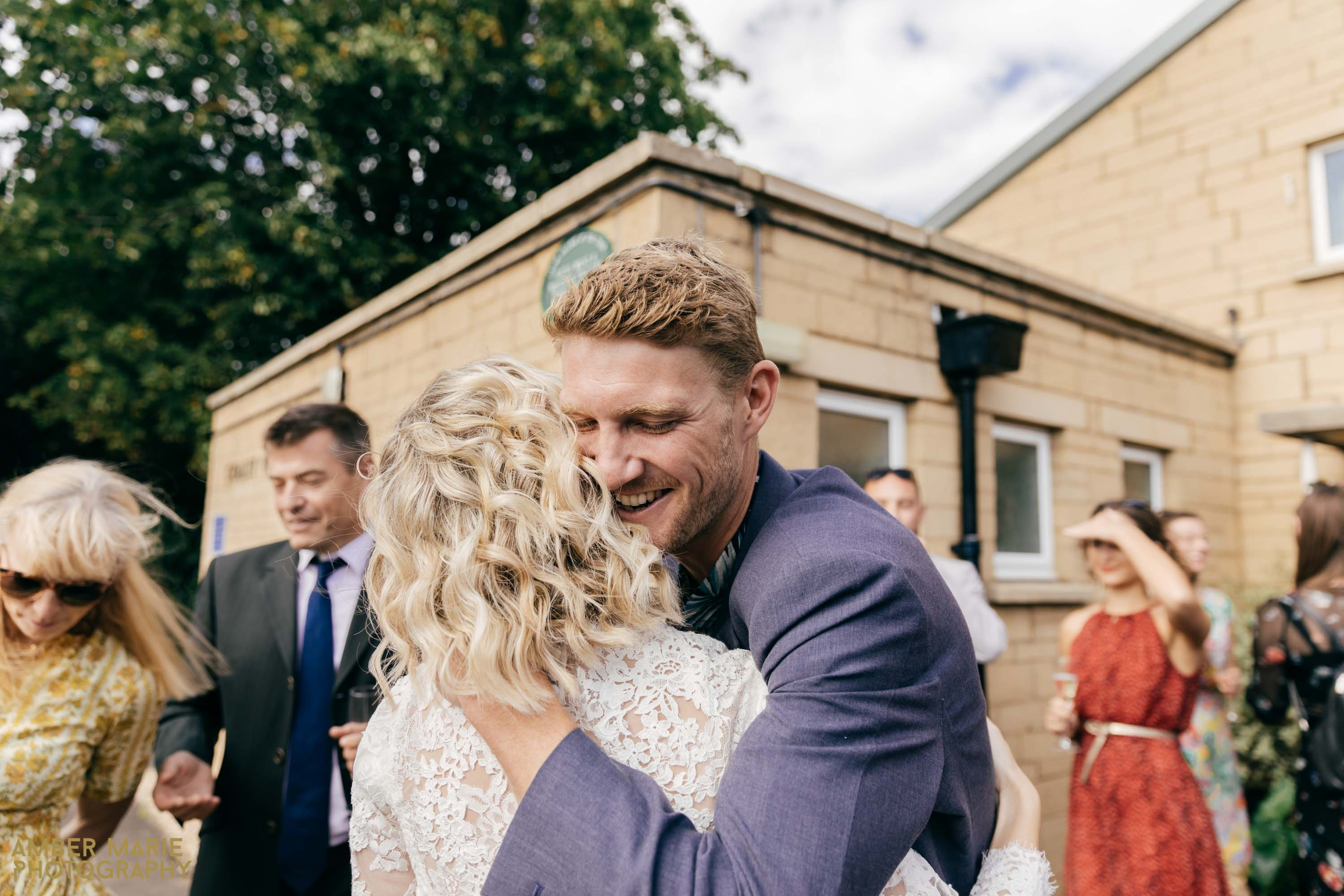 cotswolds village hall wedding photographer