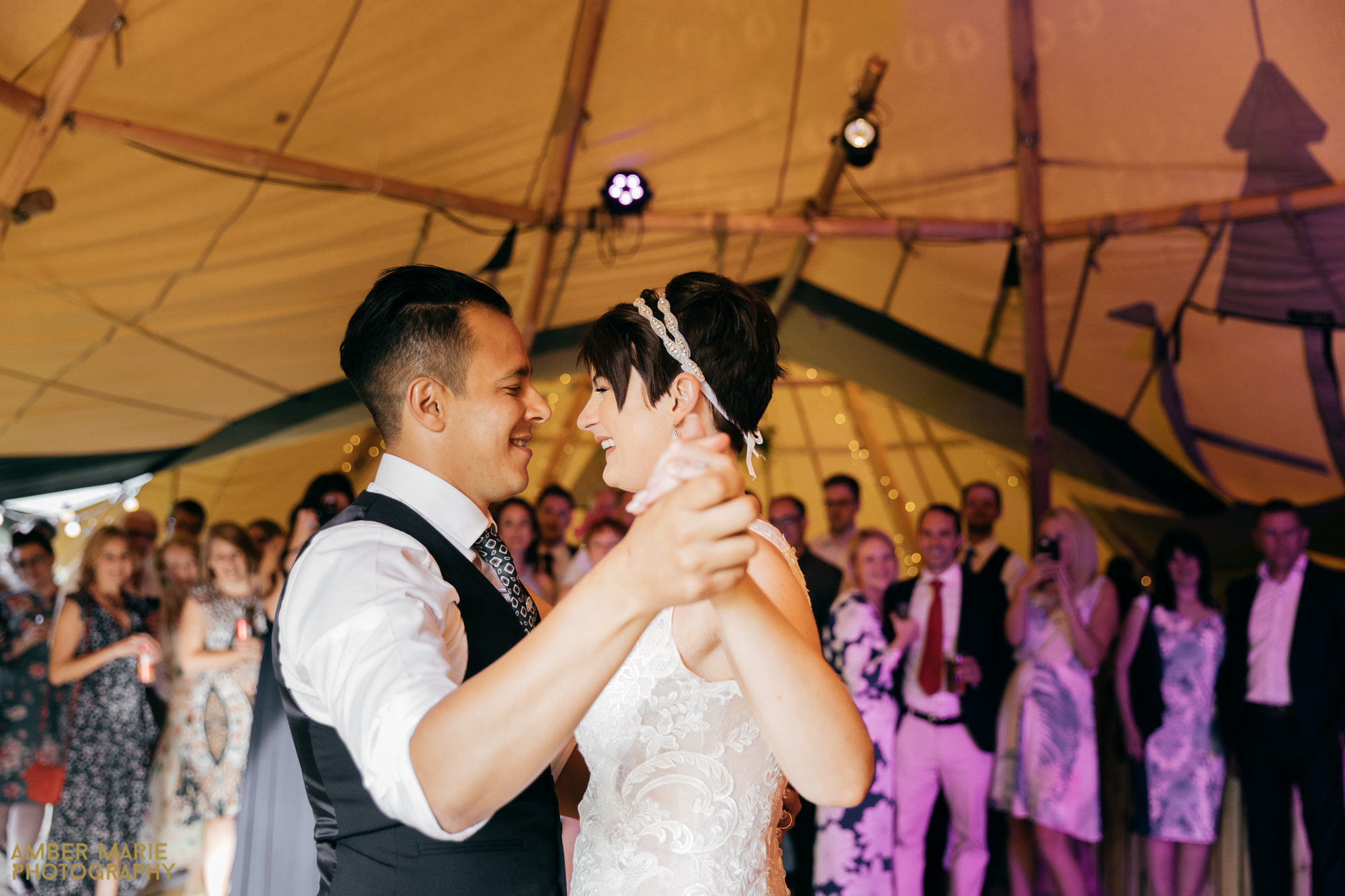 Tipi Wedding Photography by cotswolds wedding photography