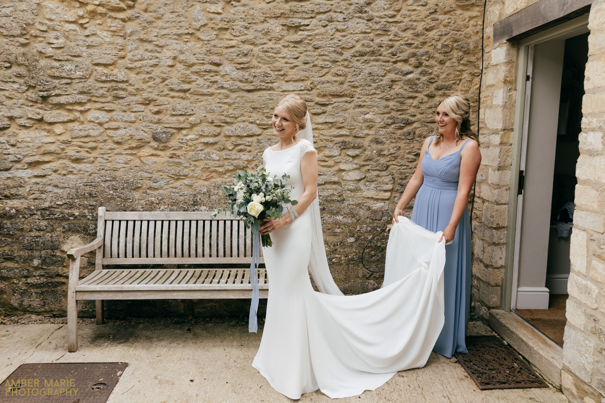 natural wedding photography cotswolds