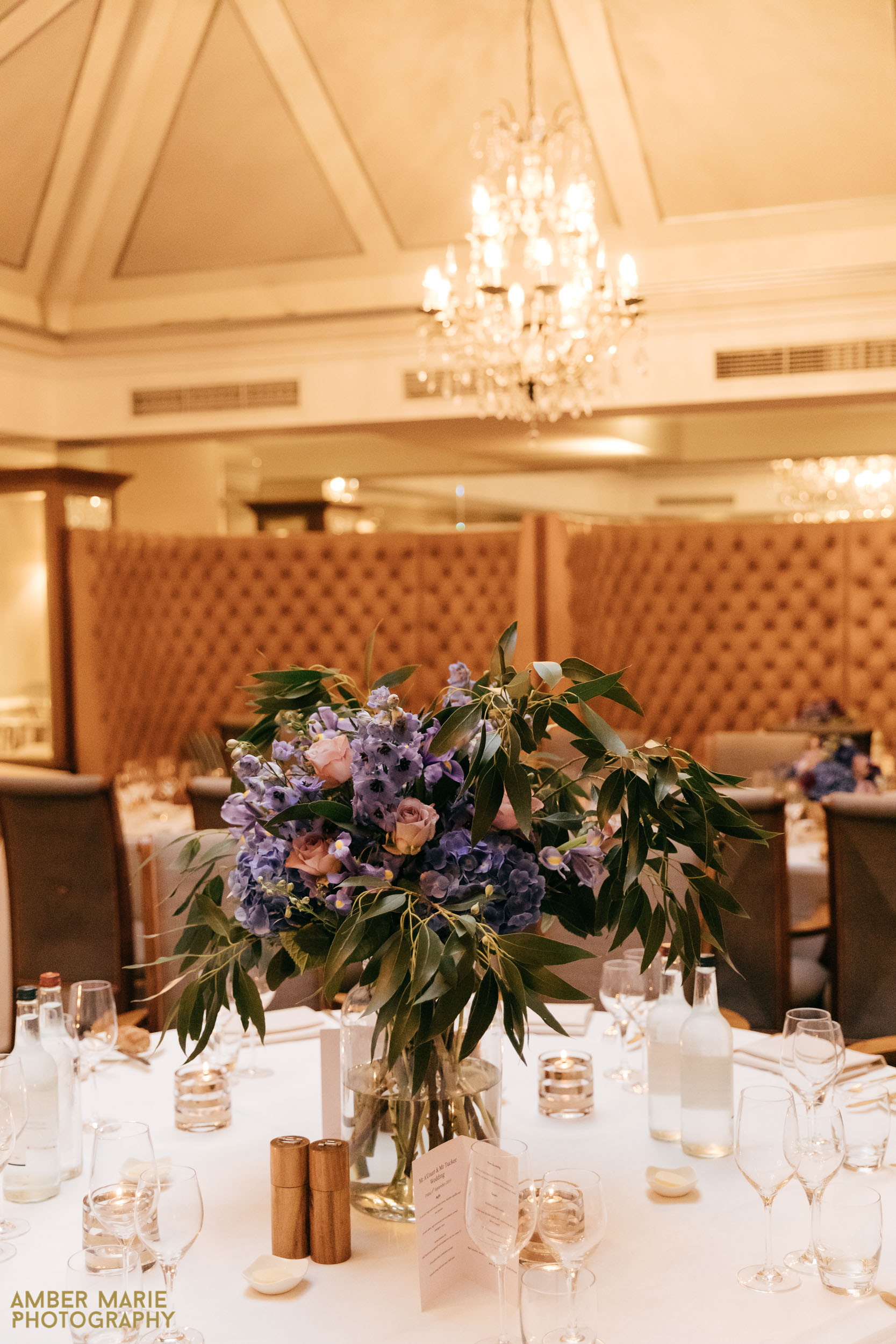 sloane club wedding reception