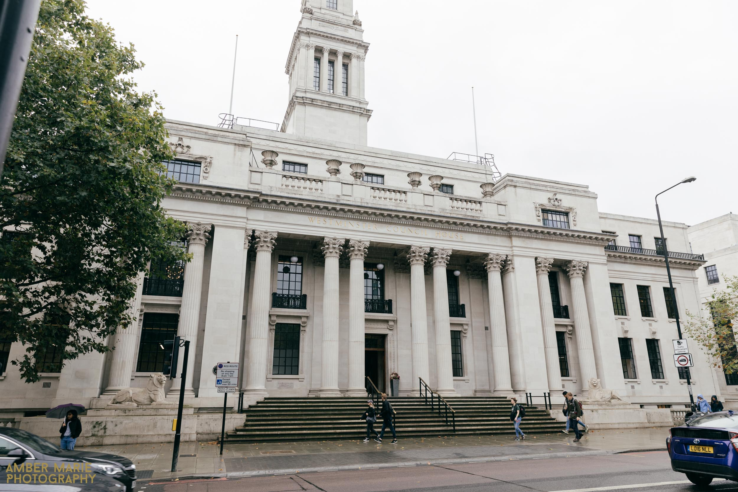 Old Marylebone Town Hall