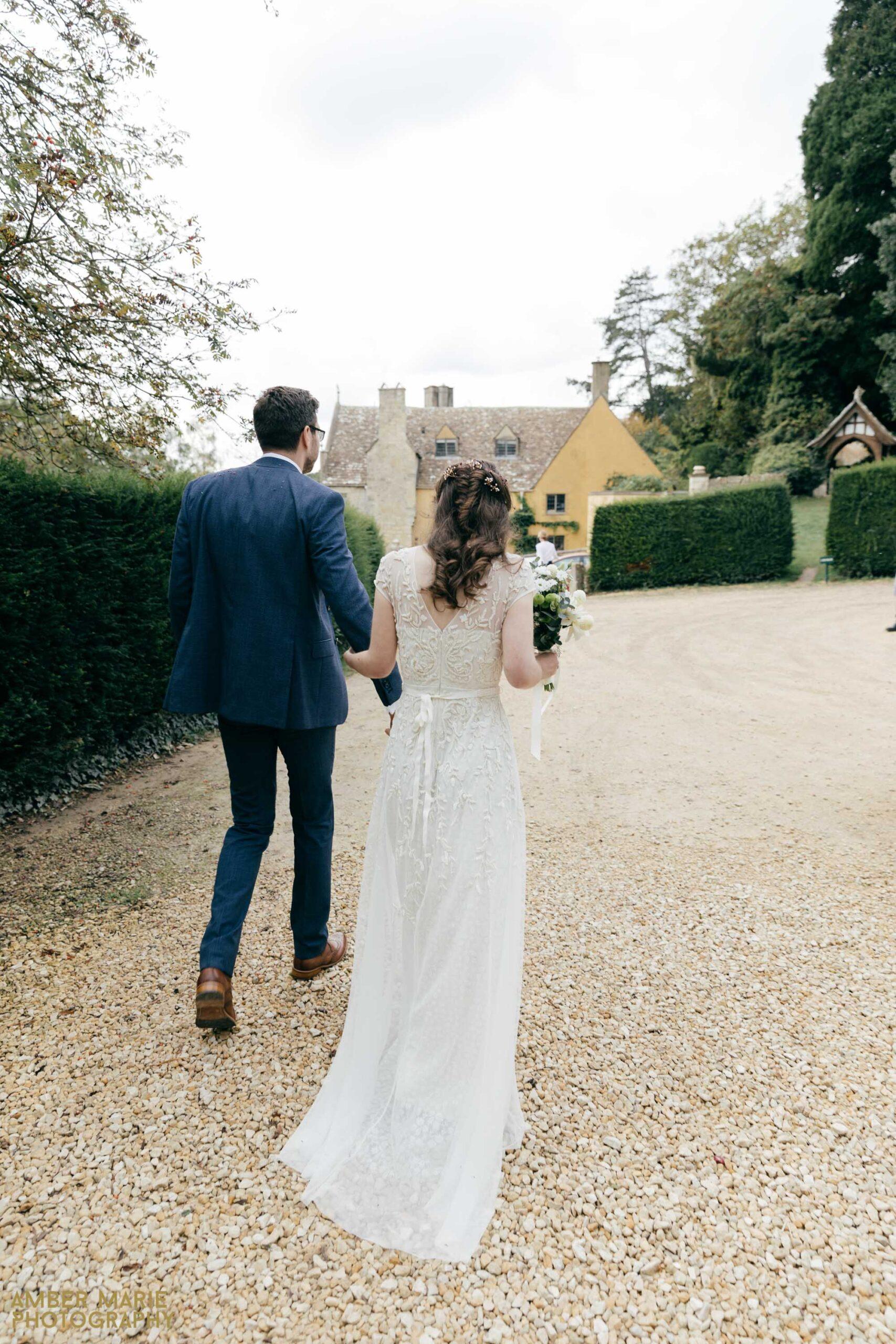 Owlpen Manor weddings
